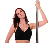 Mid Racer Pole Dance Top