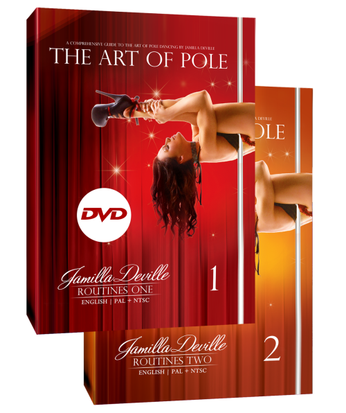 The Art Of Pole - Routines 1 & 2